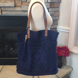 Handbags - Crochet Bag